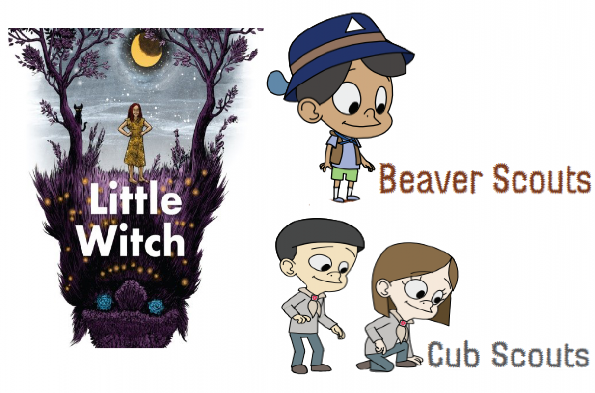 Little Witch for Beavers and Cubs