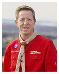 Mark Little, Executive Director of Scouting Experience