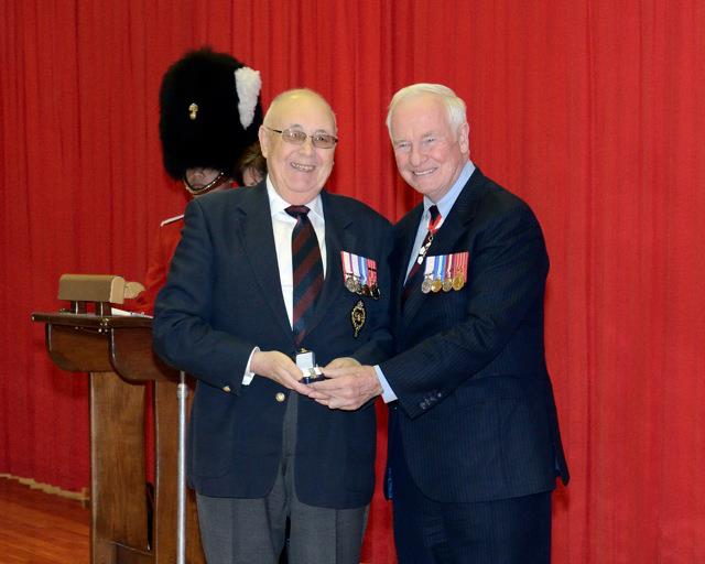 Geoff Governr General's Caring Canadian Award